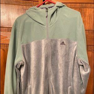 Adidas Men Long Sleeve Jacket Size XXL